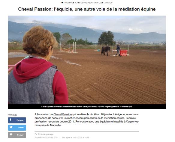 article fr3 equicie_pour cheval passion